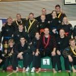 Hapkido - DM Titelkämpfe fest in Schwerter Hand