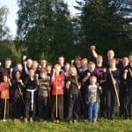 Hapkido - Sommerfahrt - Budogemeinschaft verwandelt Skigebiet in asiatische Kampfkunstmetropole