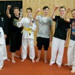 Taekwon-Do - Budogemeinschaft feiert neue Titel im Taekwon-Do