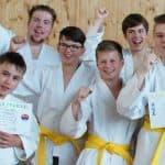 Taekwon-Do - Kupprüfung - Kampferprobt zum nächsten Gürtel
