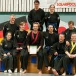 Hapkido - LM/T doppelter Mannschaftslandesmeister