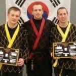 Hapkido - Danprüfung - Budogemeinschaft Schwerte feiert neuen Meistergrad