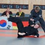 Hapkido - Kupprüfung Sommer - Belohnung für Trainingsfleiß in der Budogemeinschaft