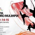 Hapkido - Mulimpia - Jubel und europäisches Edelmetall für die Budogemeinschaft