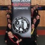 Hapkido – 4/2018 Shin Jeon Hapkido Dantraining