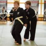 Hapkido - mit guten Leistungen in Bielefeld