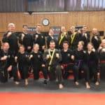 Hapkido - Dantraining November 2019