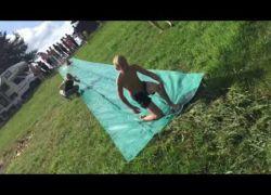 Video Zueschen2019 Wasserrutsche 02